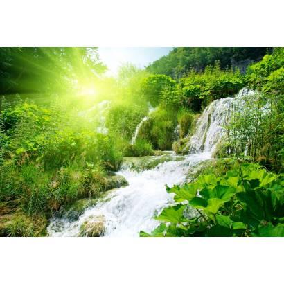 Фотообои Водопады | арт.23334