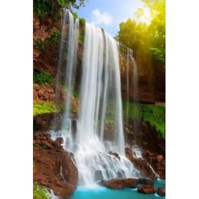 Фотообои Водопад | арт.23361