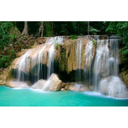 Фотообои Водопад | арт.23365