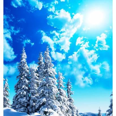 Фотообои Зимнее Небо | арт.23373