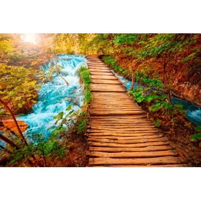 Фотообои Лестной Мост | арт.23416