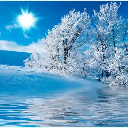 Фотообои Зимний Пейзаж | арт.2351