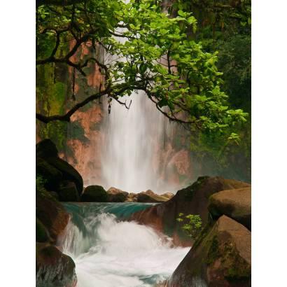 Фотообои Водопад | арт.23514