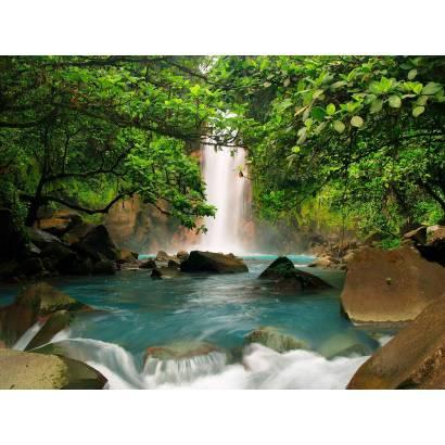 Фотообои Водопад | арт.23515