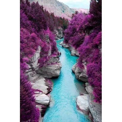 Фотообои Горная Река | арт.23525
