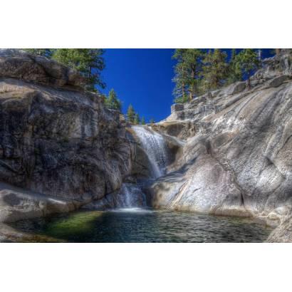 Фотообои Горный водопад | арт.23585
