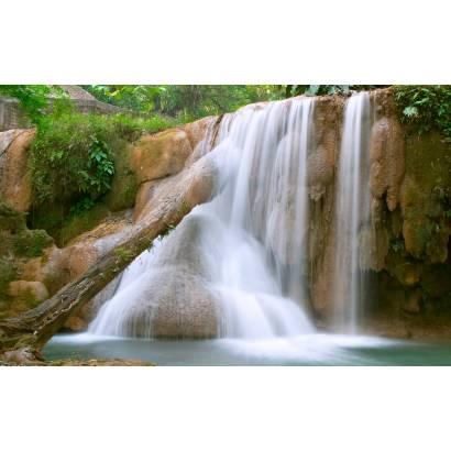 Фотообои Горный водопад | арт.23595