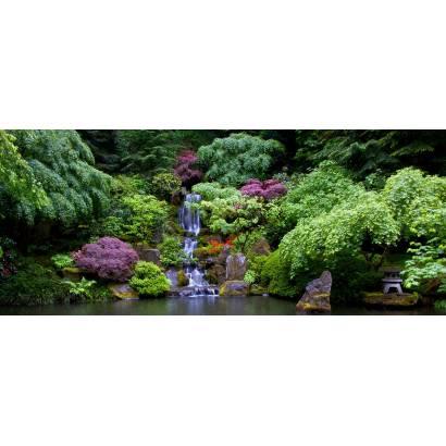 Фотообои Ручей в лесу | арт.23602