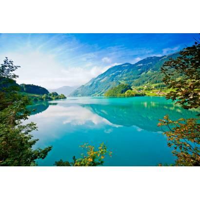 Фотообои Горное озеро | арт.23608