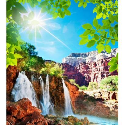 Фотообои Водопад | арт.23642
