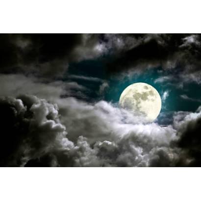 Фотообои Полная луна | арт.23648
