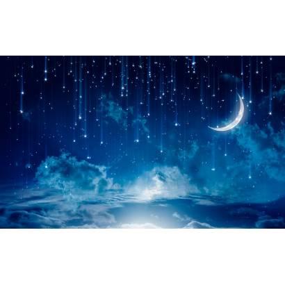 Фотообои Звёздная ночь | арт.23649