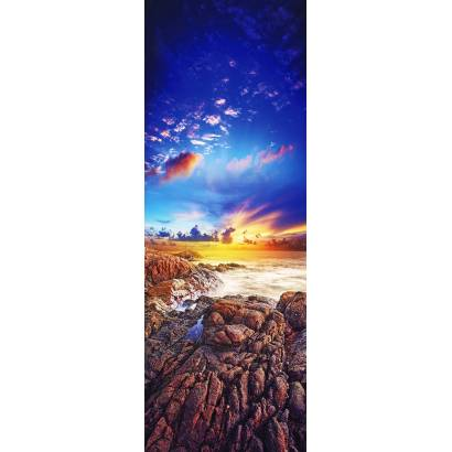 Фотообои Берег моря. Вертикальная панорама | арт.23661