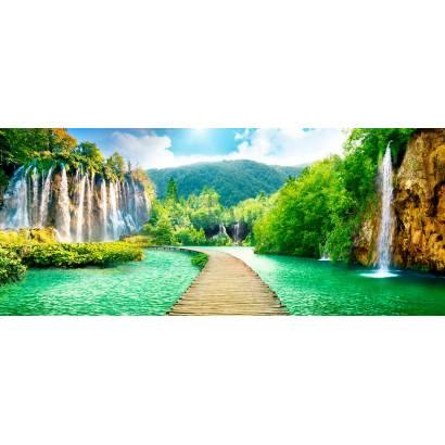 Фотообои Водопады | арт.23689