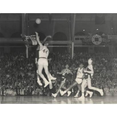 Фотообои Баскетбол ретро-фото | арт.2443