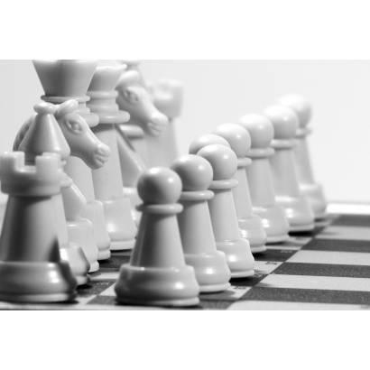 Фотообои Шахматные фигуры | арт.2449