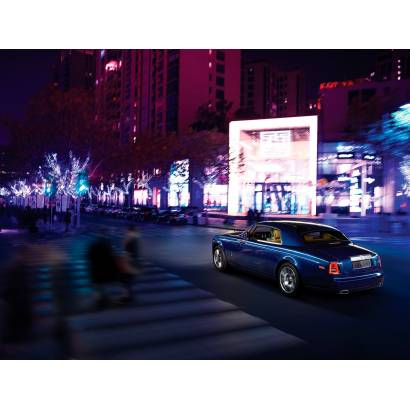 Фотообои Rolls-Royce | арт.25145