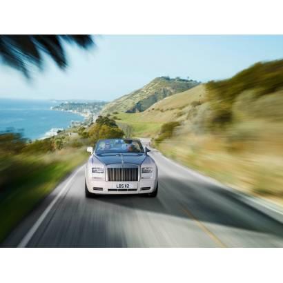 Фотообои Rolls-Royce | арт.25149