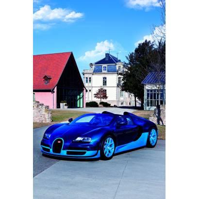 Фотообои Bugatti | арт.2522