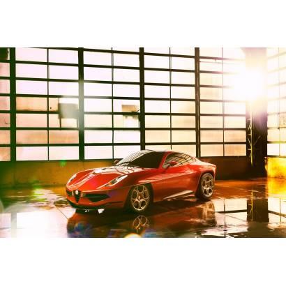 Фотообои Alfa Romeo | арт.2523