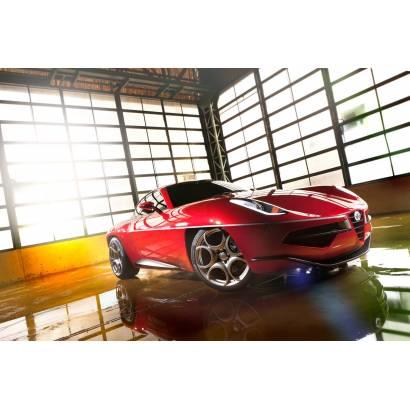 Фотообои Alfa Romeo | арт.2524