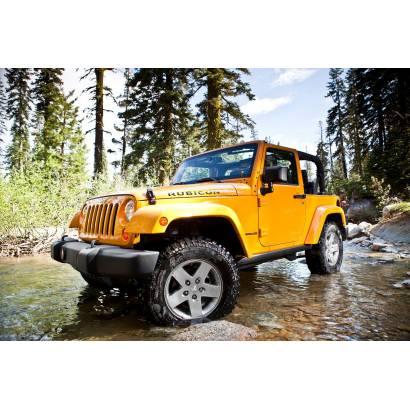 Фотообои Jeep Wrangler | арт.2575