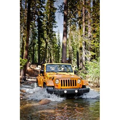 Фотообои Jeep Wrangler | арт.2576