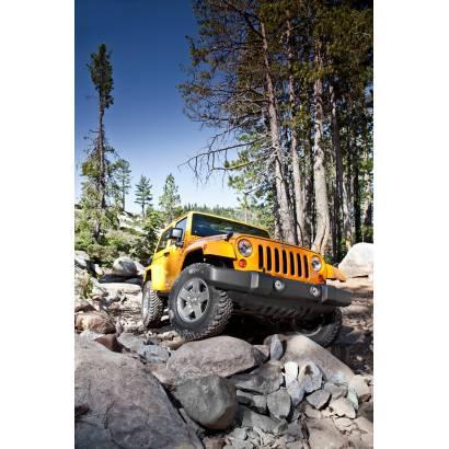 Фотообои Jeep Wrangler | арт.2577