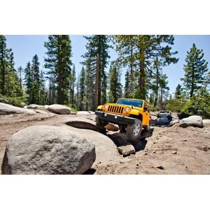 Фотообои Jeep Wrangler | арт.2578