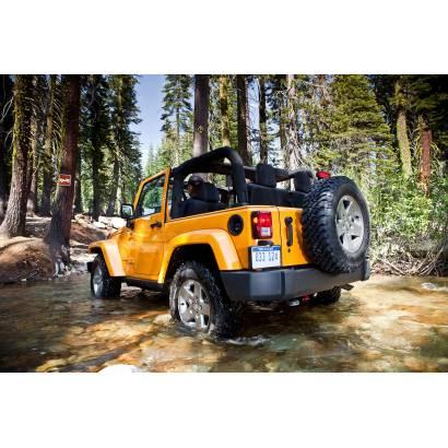 Фотообои Jeep Wrangler | арт.2579