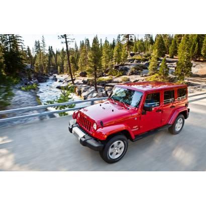 Фотообои Jeep Wrangler | арт.2580