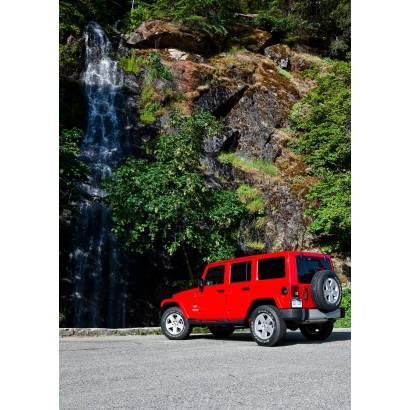 Фотообои Jeep Wrangler | арт.2581