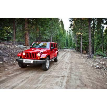 Фотообои Jeep Wrangler | арт.2582