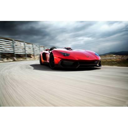 Фотообои Lamborghini | арт.2585