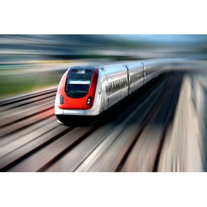 Фотообои Поезд | арт.25185