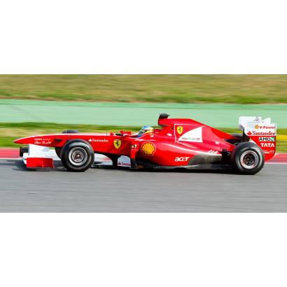 Фотообои F1 Ferrari | арт.25228