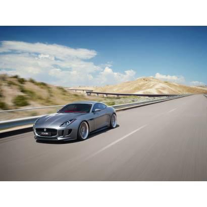 Фотообои Автомобиль на шоссе | арт.25255