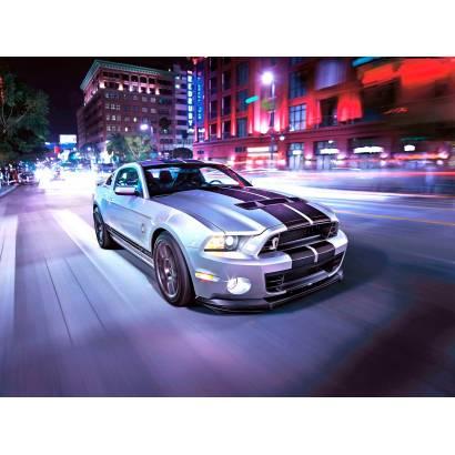 Фотообои Ford Mustang Shelby | арт.25287