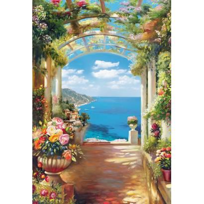 Фотообои Живописная арка | арт.26140
