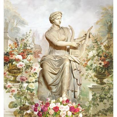 Фотообои Статуя Терпсихоры-музы танца | арт.26141