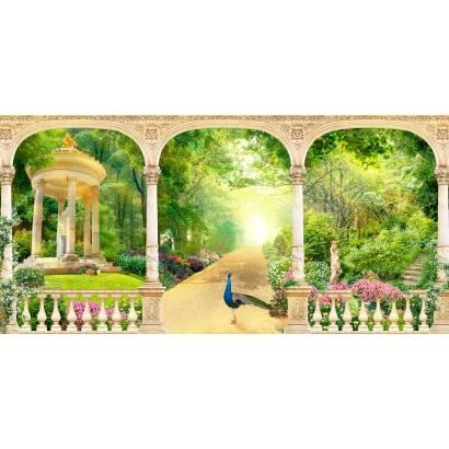 Фотообои Дорожка в саду | арт.26170