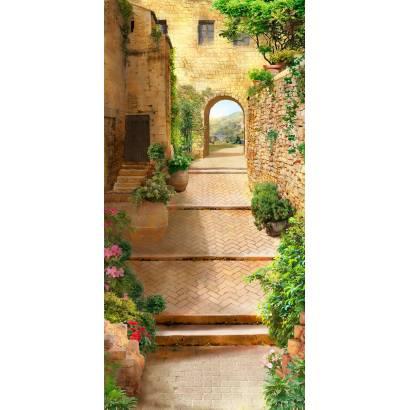 Фотообои Ступенчатый переулок | арт.26183
