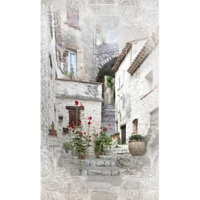 Фотообои Дворик в старом городе | арт.26223