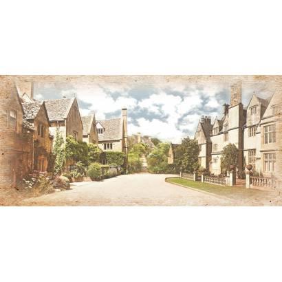 Фотообои Старинная английская улица | арт.26224