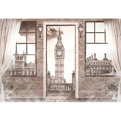Фотообои Лондон. Вид с балкона | арт.26235