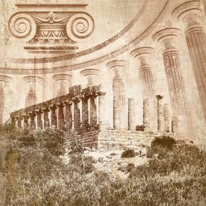 Фотообои Античные колонны | арт.26238