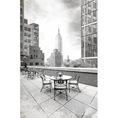 Фотообои Вид на Нью-Йорк | арт.26239