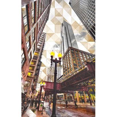 Фотообои Нью-Йорк. Коллаж | арт.26242