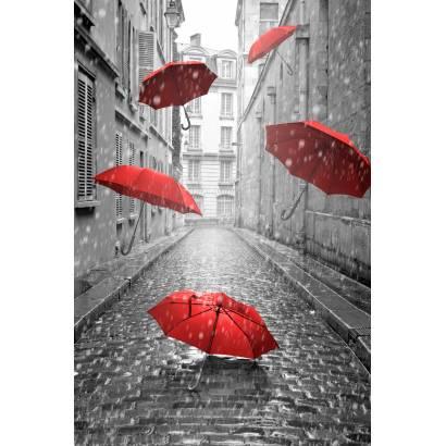 Фотообои Дождь в Париже | арт.26246