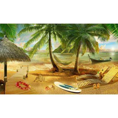 Фотообои Пляж | арт.26251